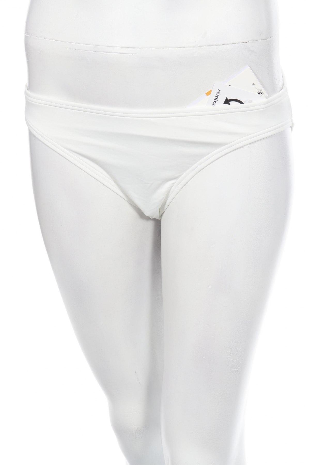 Дамски бански MICHAEL Michael Kors, Размер S, Цвят Бял, 85% полиамид, 15% еластан, Цена 24,92лв.