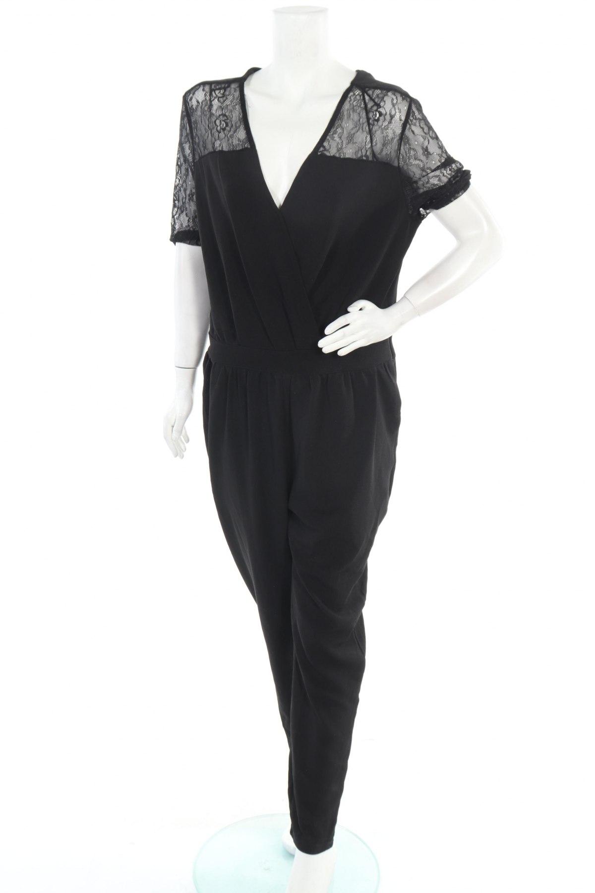 Γυναικεία σαλοπέτα B.Young, Μέγεθος XL, Χρώμα Μαύρο, 95% πολυεστέρας, 5% ελαστάνη, Τιμή 22,96€