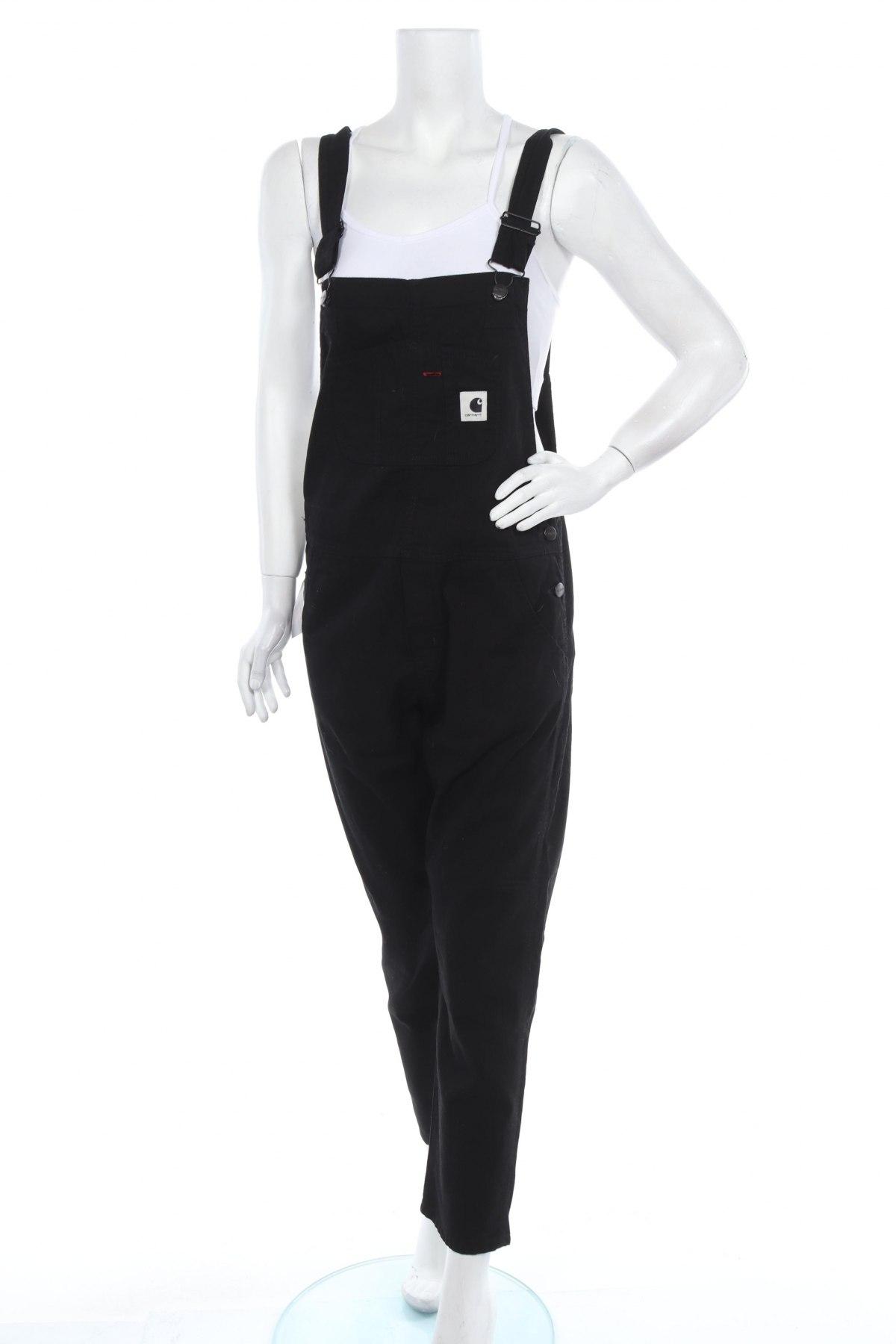 Γυναικεία σαλοπέτα Carhartt, Μέγεθος M, Χρώμα Μαύρο, 96% βαμβάκι, 4% ελαστάνη, Τιμή 94,29€