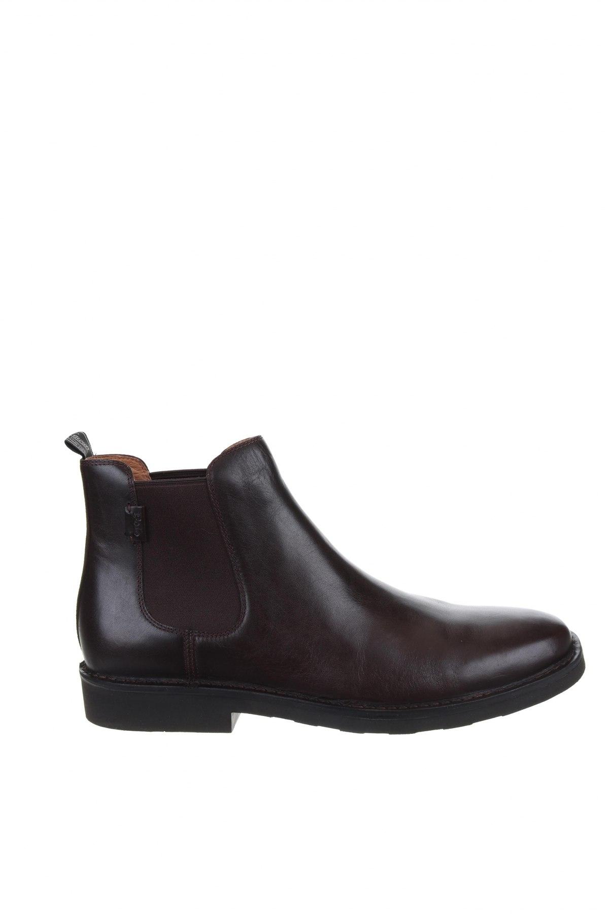 Γυναικεία παπούτσια Polo By Ralph Lauren, Μέγεθος 48, Χρώμα Καφέ, Γνήσιο δέρμα, Τιμή 49,28€