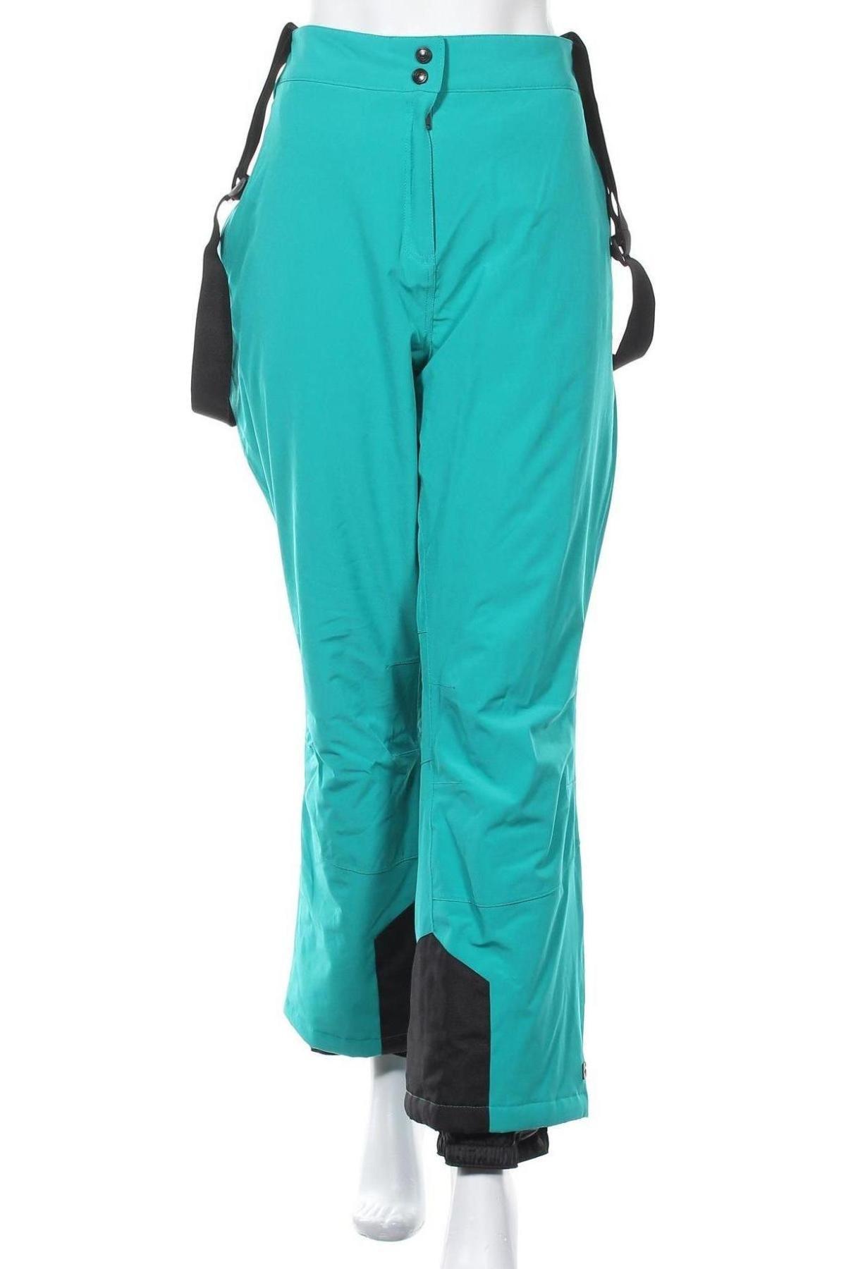 Дамски панталон за зимни спортове Killtec, Размер XXL, Цвят Зелен, Полиестер, Цена 114,00лв.