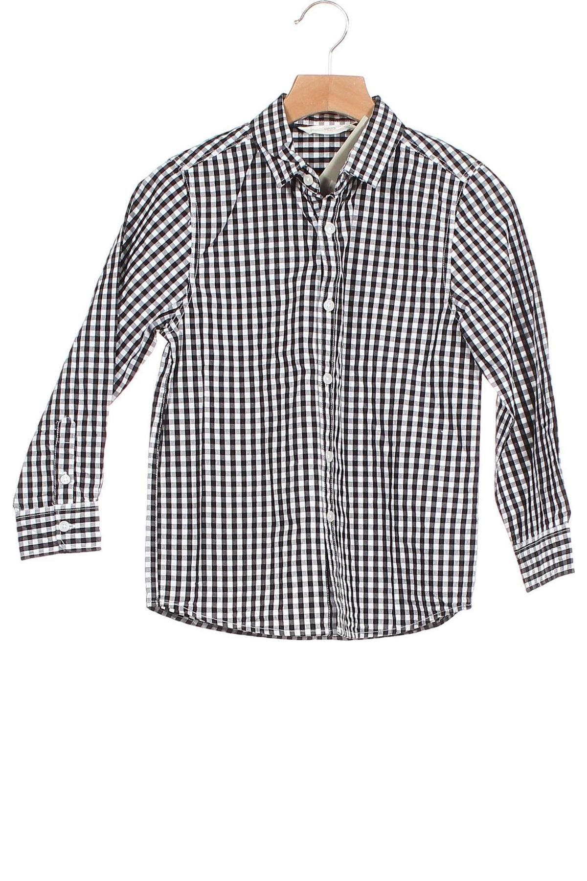 Παιδικό πουκάμισο Mango, Μέγεθος 5-6y/ 116-122 εκ., Χρώμα Πολύχρωμο, Βαμβάκι, Τιμή 13,89€