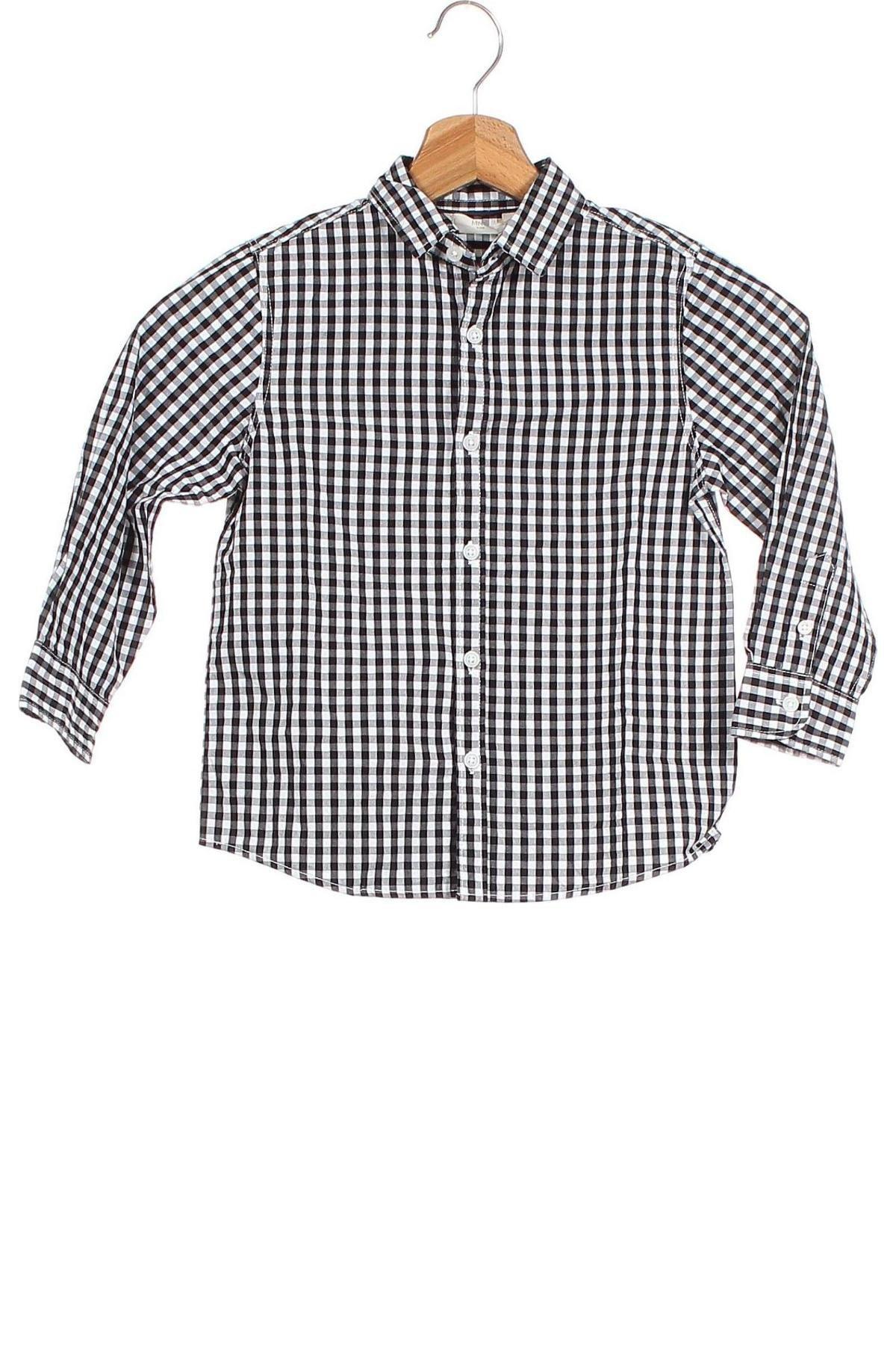 Παιδικό πουκάμισο Mango, Μέγεθος 3-4y/ 104-110 εκ., Χρώμα Πολύχρωμο, Βαμβάκι, Τιμή 13,89€