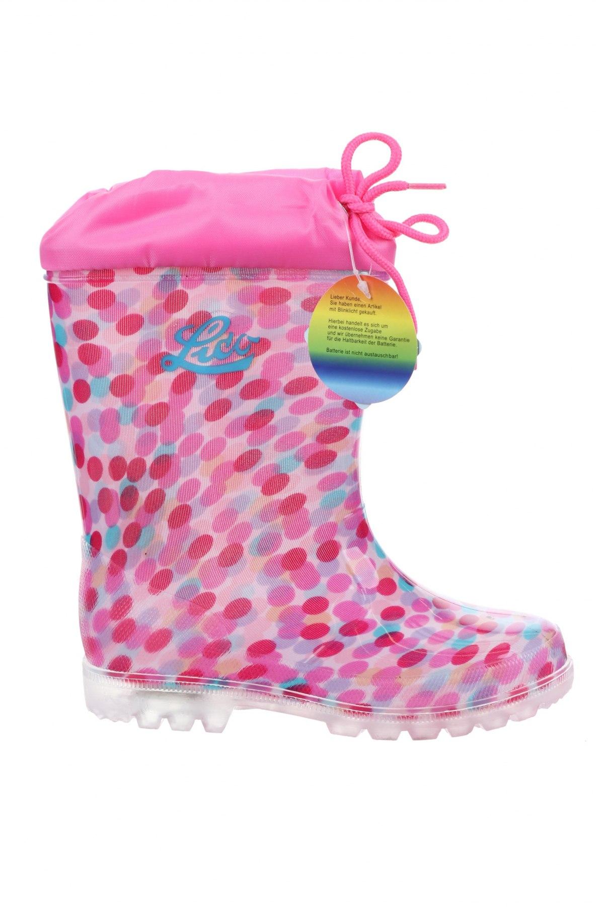 Детски обувки Lico, Размер 29, Цвят Многоцветен, Полиуретан, текстил, Цена 27,36лв.