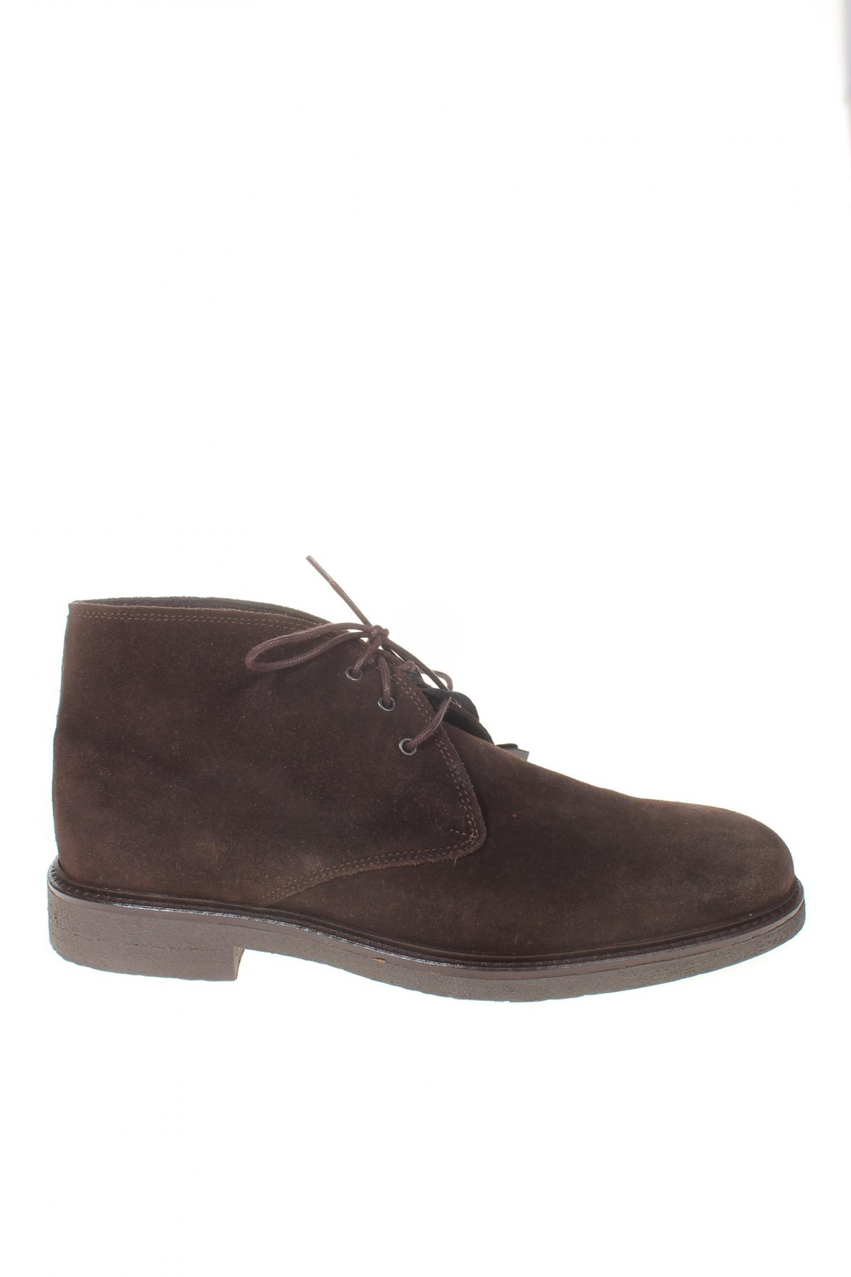 Мъжки обувки Liu Jo, Размер 42, Цвят Кафяв, Естествен велур, Цена 179,25лв.