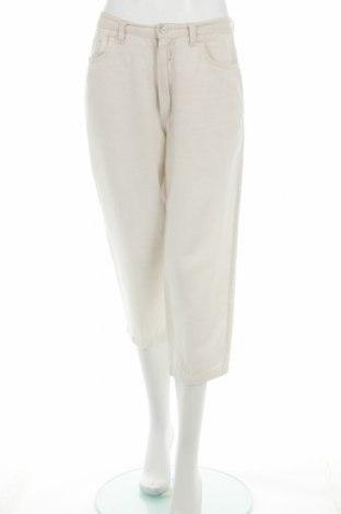 Дамски панталон, Размер M, Цвят Бежов, Цена 6,12лв.
