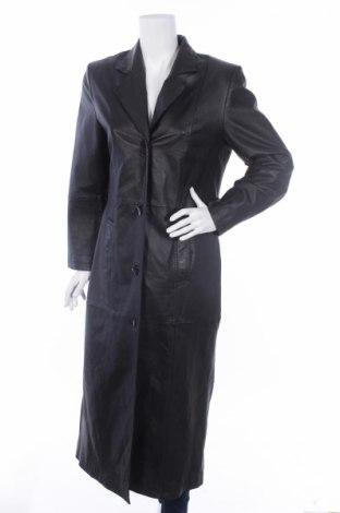 Дамски кожен шлифер 4/5/6 Fashion Concept