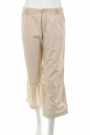 Дамски панталон Esprit, Размер M, Цвят Бежов, 100% памук, Цена 5,00лв.