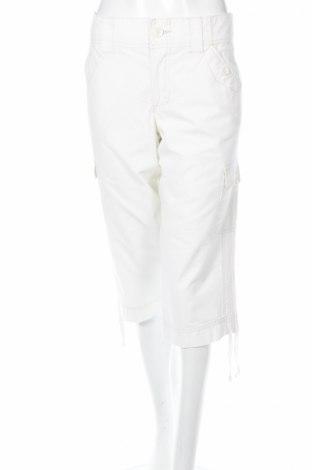 Дамски панталон French Cuff, Размер M, Цвят Бял, 100% памук, Цена 7,98лв.