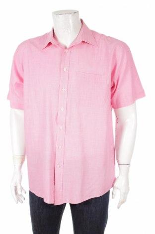 Мъжка риза Kingfield, Размер L, Цвят Розов, 55% памук, 45% полиестер, Цена 3,40лв.