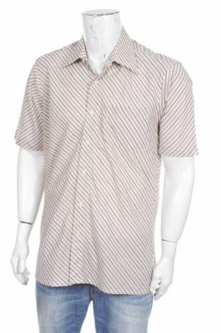 Мъжка риза Mc Panthon, Размер M, Цвят Многоцветен, 55% памук, 45% полиестер, Цена 3,00лв.