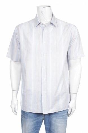 Мъжка риза West rock, Размер L, Цвят Син, 100% памук, Цена 3,60лв.