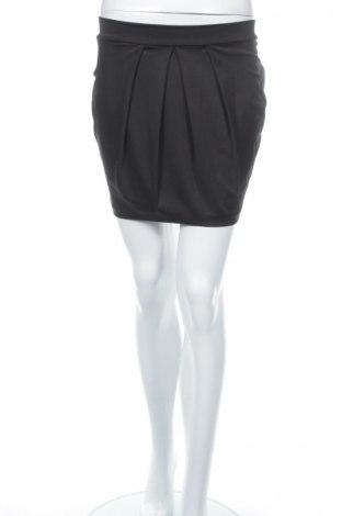 Φούστα Amisu, Μέγεθος S, Χρώμα Μαύρο, 95% πολυεστέρας, 5% ελαστάνη, Τιμή 3,47€