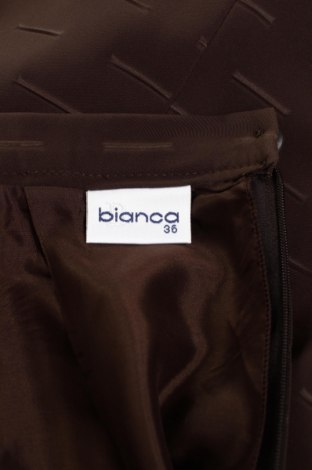 Пола Bianca, Размер XS, Цвят Бежов, Полиестер, Цена 6,16лв.