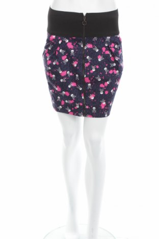 Пола Zara Trafaluc, Размер S, Цвят Многоцветен, 97% памук, 3% еластан, Цена 5,20лв.