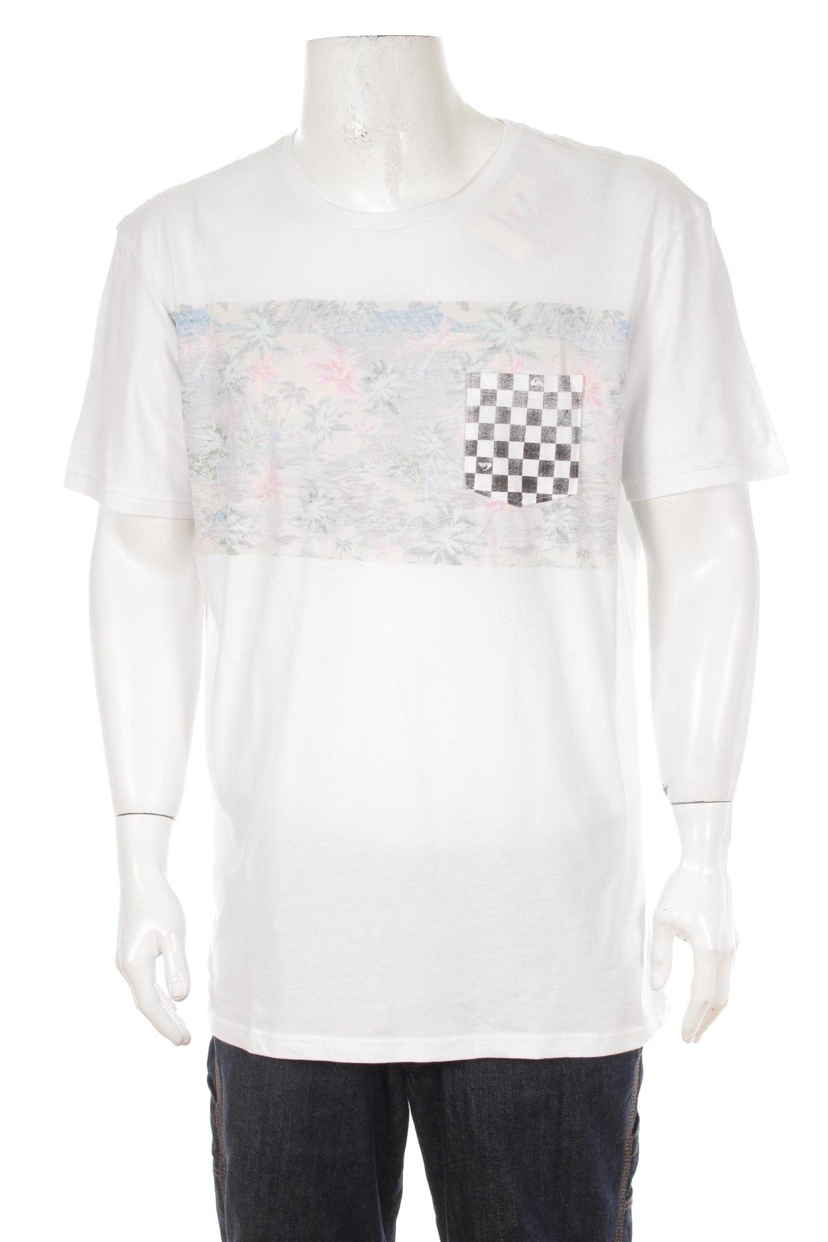 2e2c1a7dd1 Ανδρικό t-shirt Quiksilver - σε συμφέρουσα τιμή στο Remix -  6299507