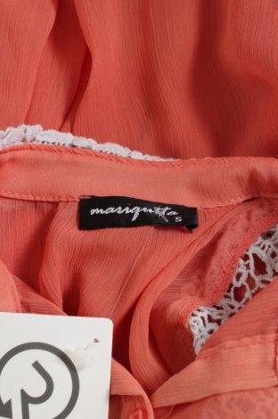 Γυναικείο πουκάμισο, Μέγεθος S, Χρώμα Πορτοκαλί, 100% πολυεστέρας, Τιμή 14,43€