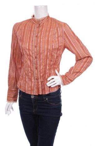 Γυναικείο πουκάμισο, Μέγεθος M, Χρώμα Πορτοκαλί, Τιμή 18,04€