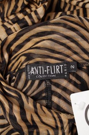 Γυναικείο πουκάμισο Anti-Flirt, Μέγεθος S, Χρώμα  Μπέζ, 80% πολυαμίδη, 20% ελαστάνη, Τιμή 30,93€