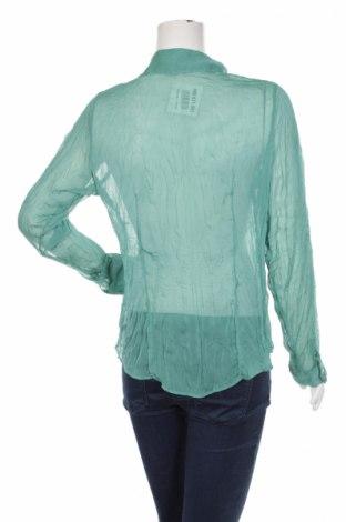 Γυναικείο πουκάμισο B.Young, Μέγεθος L, Χρώμα Πράσινο, Πολυεστέρας, Τιμή 12,99€