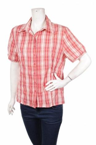 Дамска риза Gira Puccino, Размер L, Цвят Многоцветен, 80% полиестер, 20% памук, Цена 14,00лв.