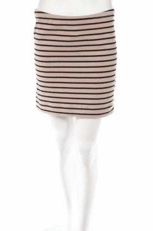 Пола H&M, Размер M, Цвят Бежов, 95% памук, 5% еластан, Цена 3,00лв.