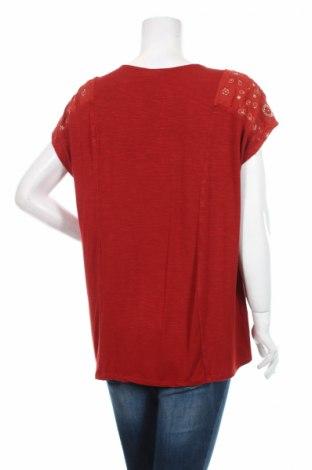 Dámska blúza Akemi+Kin, Veľkosť L, Farba Červená, 95% viskóza, 5% elastan, Cena  11,91€