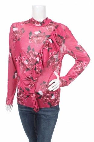 Дамска блуза Contrast