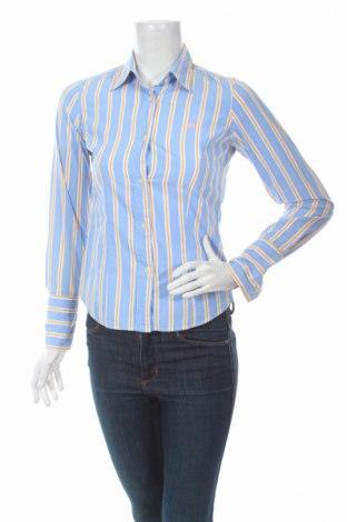 Дамска риза La Martina, Размер S, Цвят Многоцветен, Памук, Цена 12,35лв.