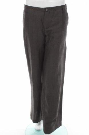 Дамски панталон Ikks, Размер L, Цвят Сив, Цена 10,40лв.