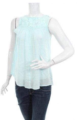 Tricou de damă Buffalo, Mărime S, Culoare Albastru, Viscoză, Preț 27,41 Lei