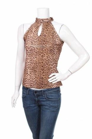 Γυναικείο αμάνικο μπλουζάκι Saix, Μέγεθος L, Χρώμα Πολύχρωμο, Τιμή 2,48€