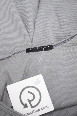 Дамски потник Sisley, Размер XS, Цвят Сив, Цена 5,50лв.