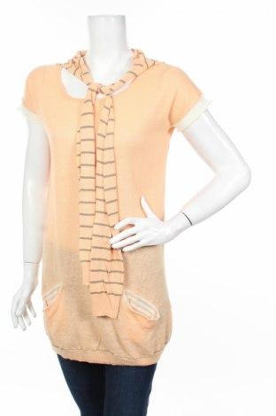 Γυναικείο πουλόβερ Yerse, Μέγεθος XS, Χρώμα Ρόζ , 55% ραμί, 45% βαμβάκι, Τιμή 7,14€