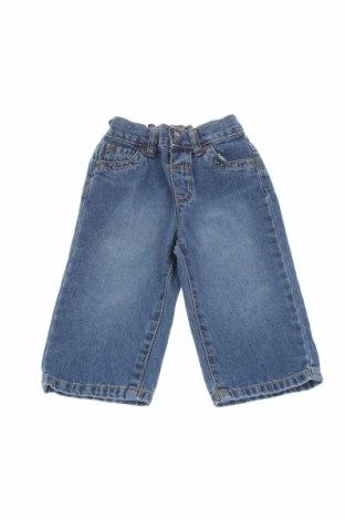 Детски дънки Next, Размер 12-18m/ 80-86 см, Цвят Син, 100% памук, Цена 5,45лв.