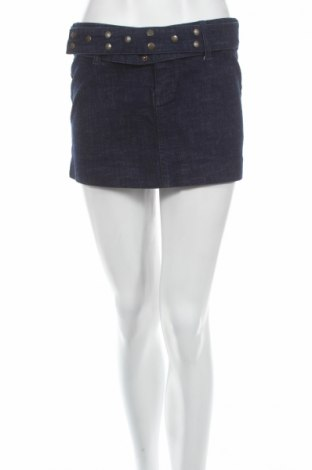 Φούστα Eve, Μέγεθος S, Χρώμα Μπλέ, 100% βαμβάκι, Τιμή 3,39€