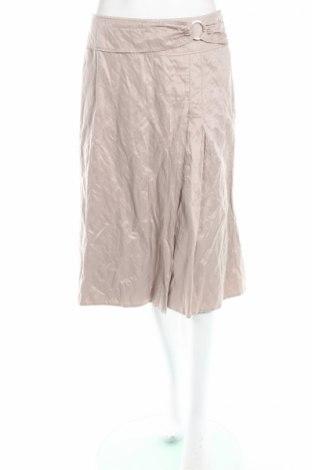 Φούστα Gerry Weber, Μέγεθος M, Χρώμα  Μπέζ, Τιμή 10,17€