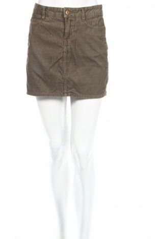Φούστα H&M L.o.g.g, Μέγεθος M, Χρώμα Πράσινο, Βαμβάκι, Τιμή 4,08€