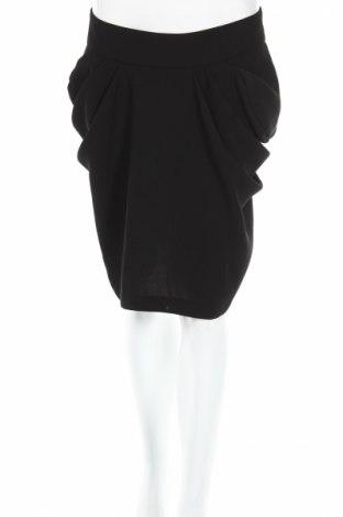 Пола Miss Selfridge, Размер M, Цвят Черен, 100% полиестер, Цена 5,20лв.