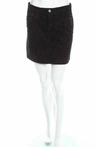 Пола Yessica, Размер S, Цвят Черен, 97% памук, 3% еластан, Цена 5,75лв.