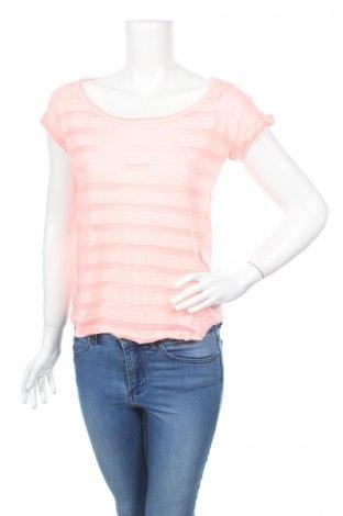 Дамска блуза Abercrombie Kids, Размер 10-18, Цвят Розов, 51% памук, 49% полиестер, Цена 9,50лв.