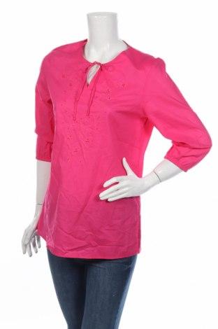 Дамска блуза Atelier Gs, Размер M, Цвят Розов, Памук, Цена 4,00лв.