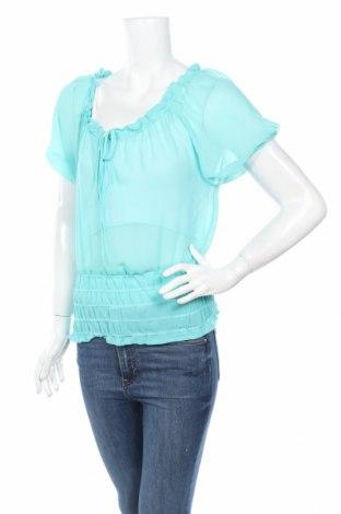 Дамска блуза Dika, Размер XS, Цвят Зелен, Цена 19,80лв.