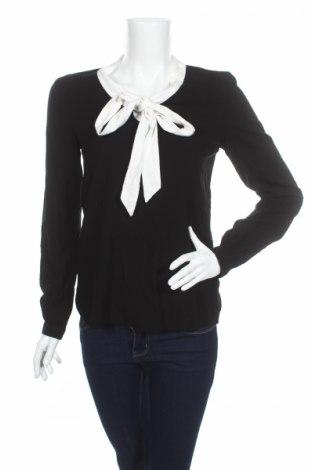 Дамска блуза Esmara by Heidi Klum, Размер S, Цвят Черен, Вискоза, Цена 5,60лв.