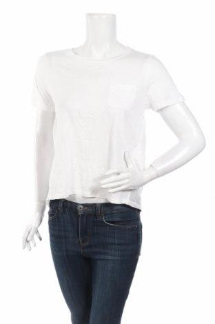Дамска блуза French Connection, Размер S, Цвят Бял, 51% модал, 49% памук, Цена 6,00лв.