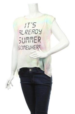 Дамска блуза LCW, Размер M, Цвят Многоцветен, Цена 4,46лв.