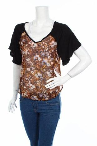 Дамска блуза Miss Shop, Размер S, Цвят Многоцветен, Полиестер, Цена 4,73лв.