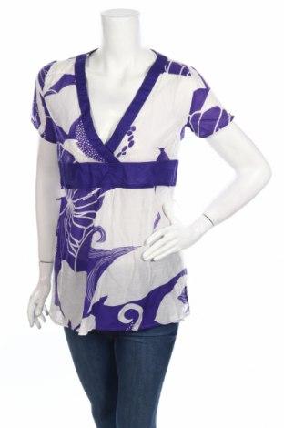Γυναικεία μπλούζα Promiss, Μέγεθος S, Χρώμα Λευκό, 100% βαμβάκι, Τιμή 2,92€