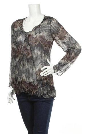Дамска блуза Quinze Heures Trente, Размер M, Цвят Многоцветен, Полиестер, Цена 4,50лв.