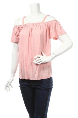 Γυναικεία μπλούζα Rainbow, Μέγεθος XS, Χρώμα Ρόζ , Τιμή 3,64€